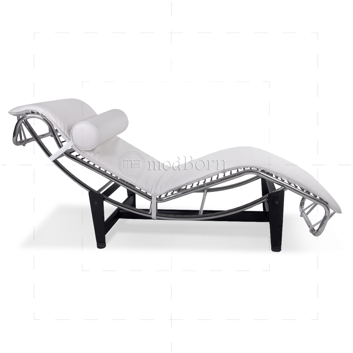 Modborn furnitures product gallery for Chaise lounge corbusier